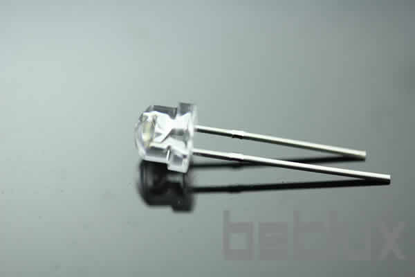 4.8mm Bullet  LED diode