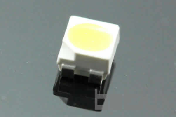 flat top, PLCC2 3528 SMD led diode