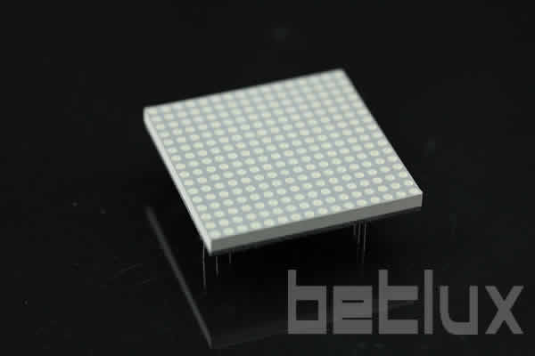 1.5 inch height 16x16 LED dot matrix